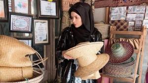 Vivi Zubedi Berdayakan Ekonomi Kreatif Melalui The Purun Label