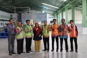 Jalin Koordinasi, Dinas Perindustrian lakukan Kunjungan Kerja ke Lima Perusahaan